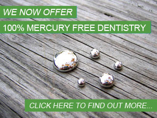 Mercury-free Dentist in Sheffield