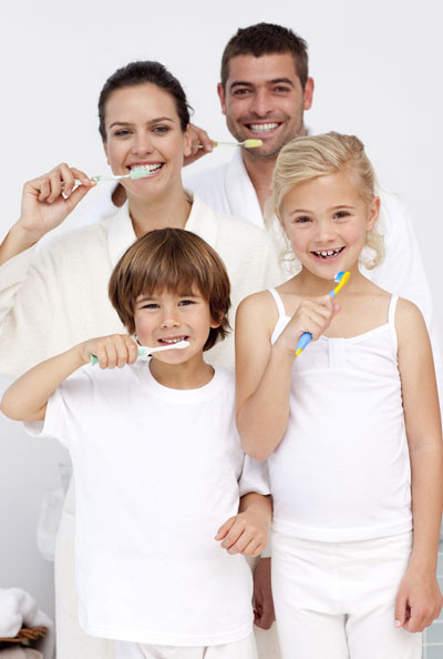 Preventative dentistry for your family in Sheffield